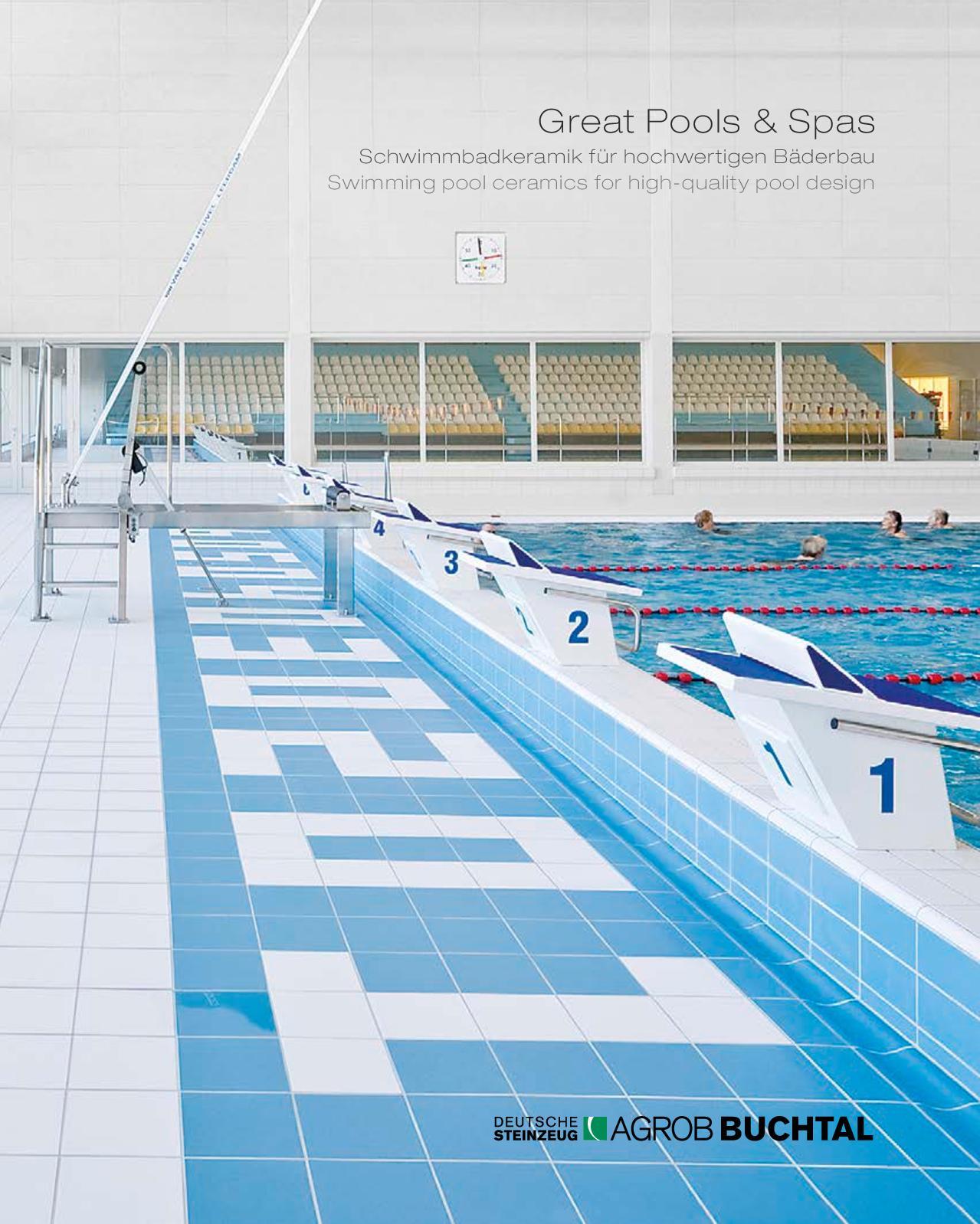 Calaméo   Agrob Buchtal Pools And Spa