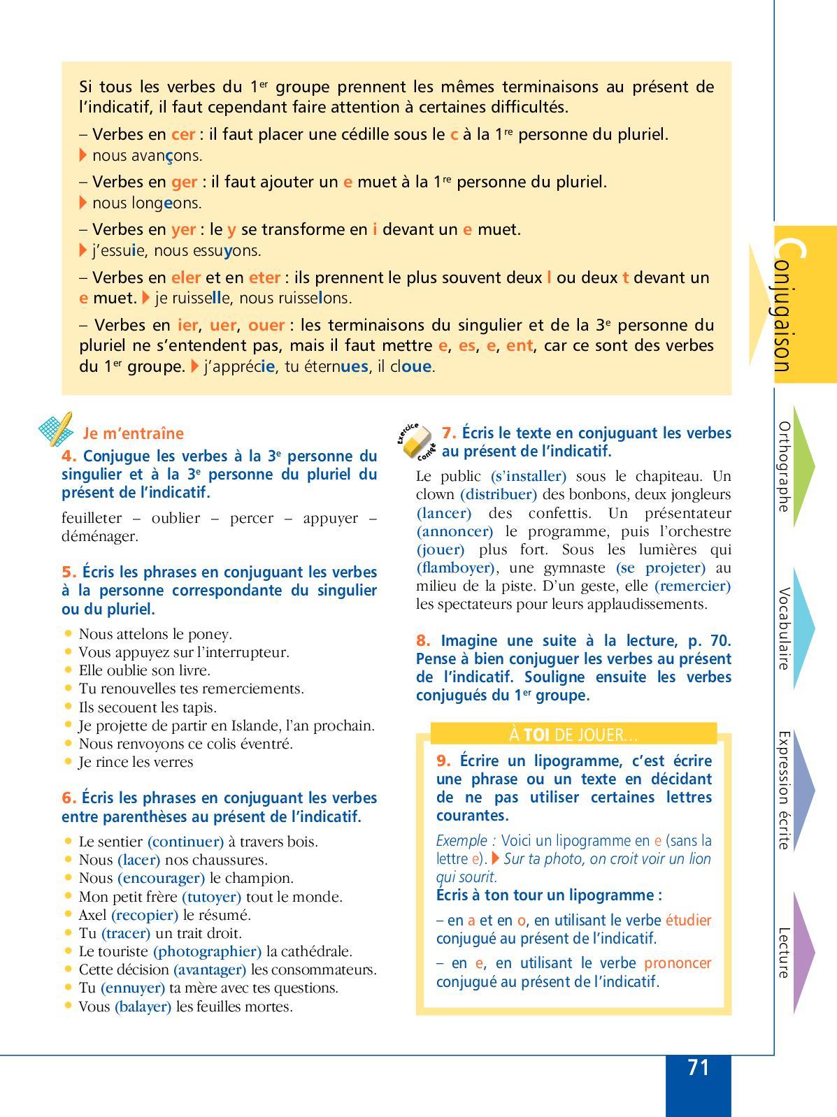 A Portee De Mots Cm1 Edition 2009 Calameo Downloader