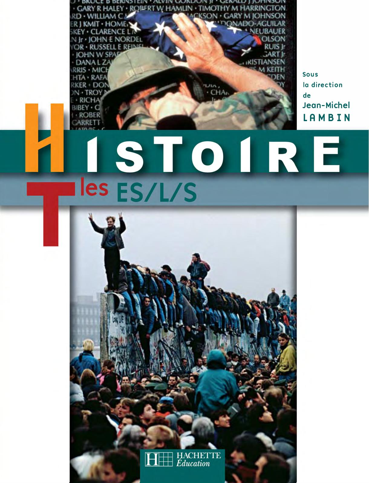 Calameo Hachette Histoire Tle Lambin