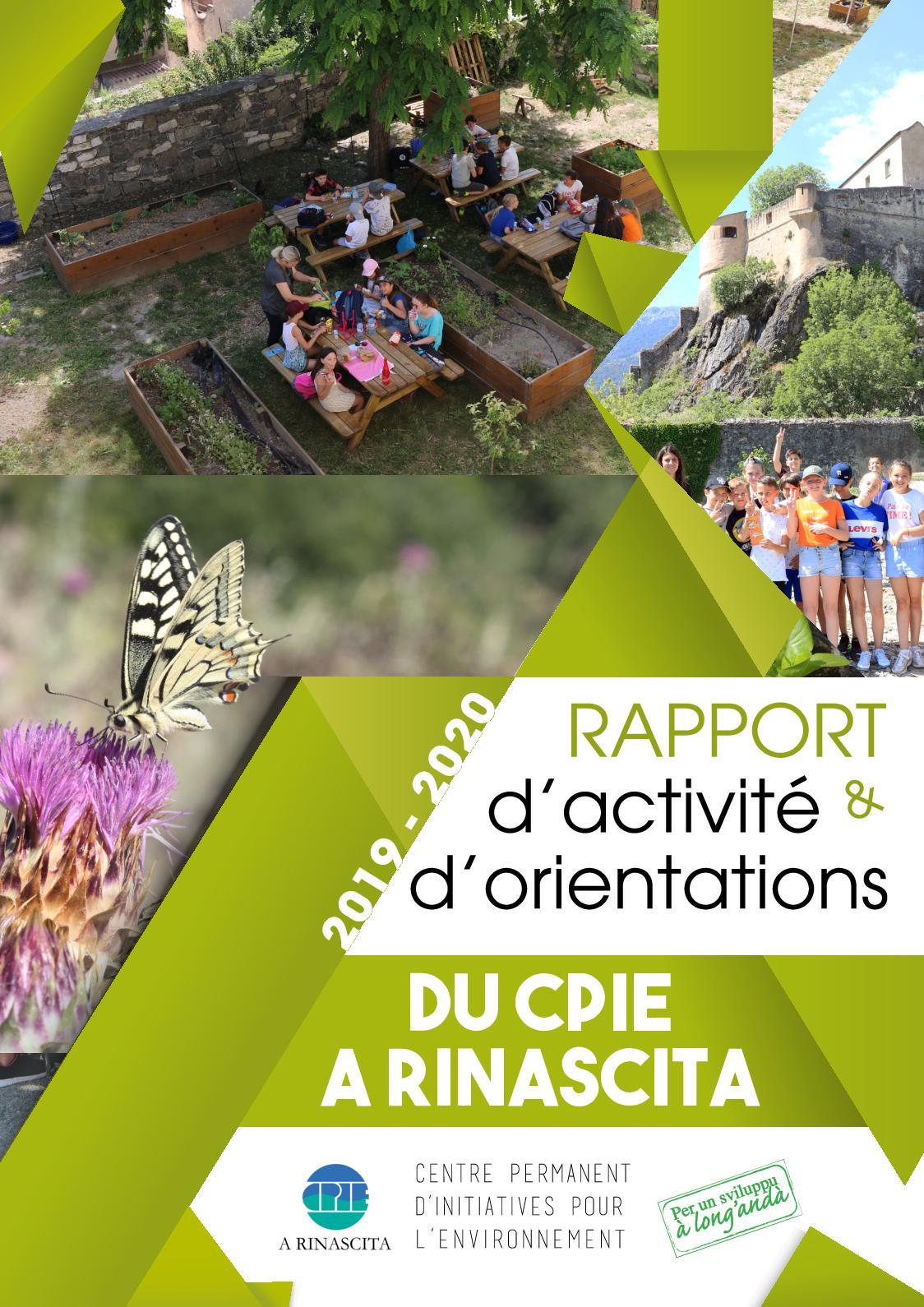 Calameo Rapport D Activites 2019 2020