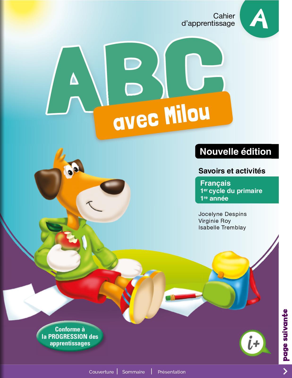 Français Primaire - CP Cahier d'activité A