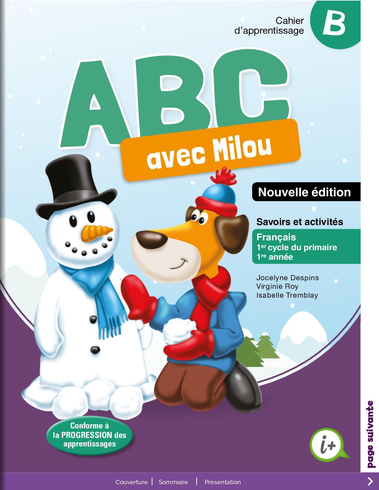 Français Primaire - CP Cahier d'activité B