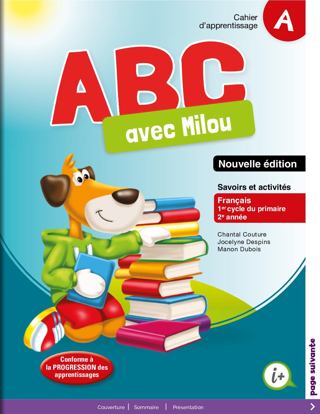 Français primaire - CE1 Livre de l'élève A .