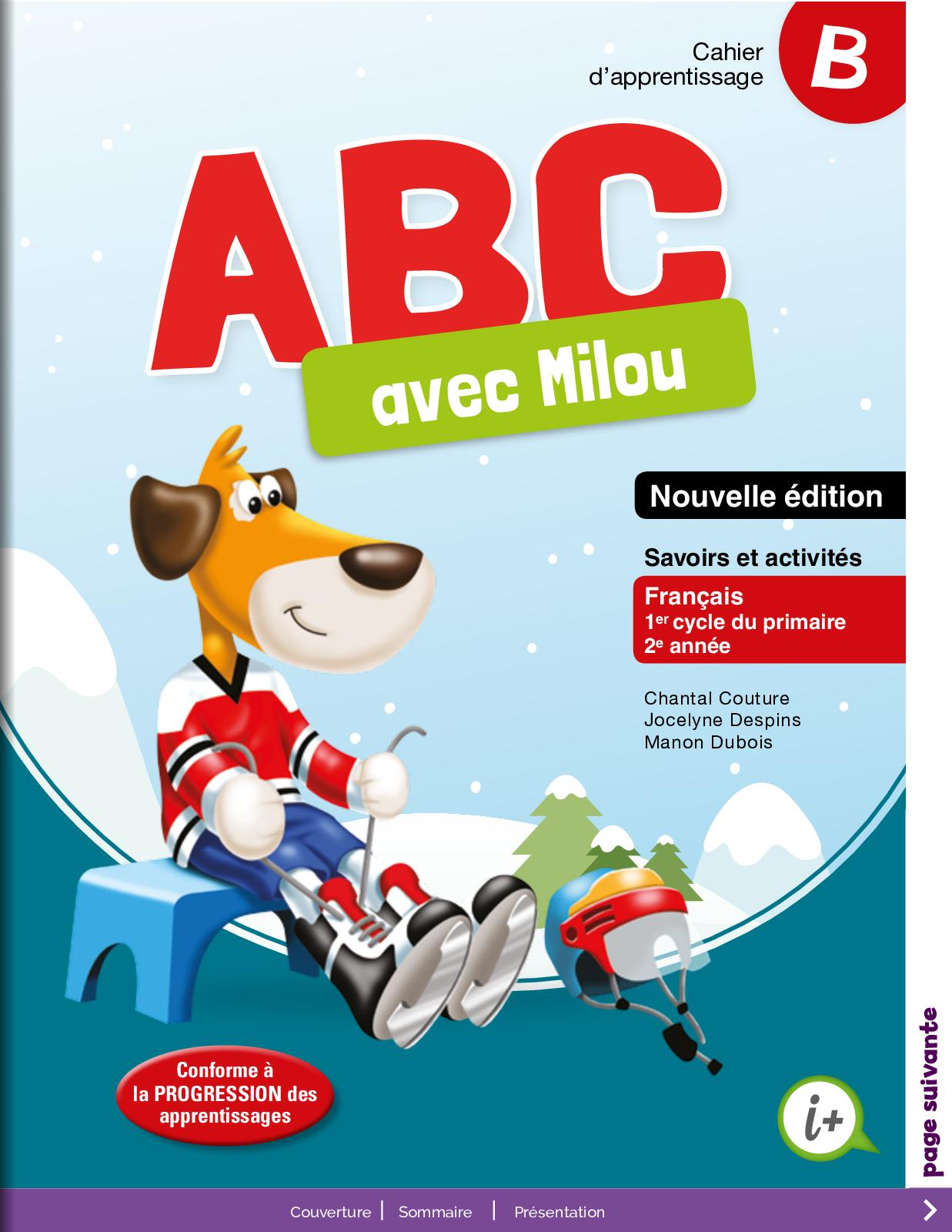 Français Primaire - CE1 Livre de l'élève B