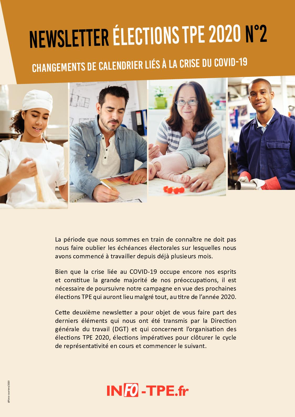 Calaméo   Newsletter Tpe N°2