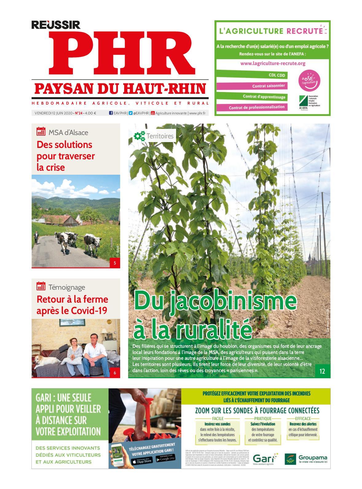 Calameo Phr N 24 Du 12 Juin 2020