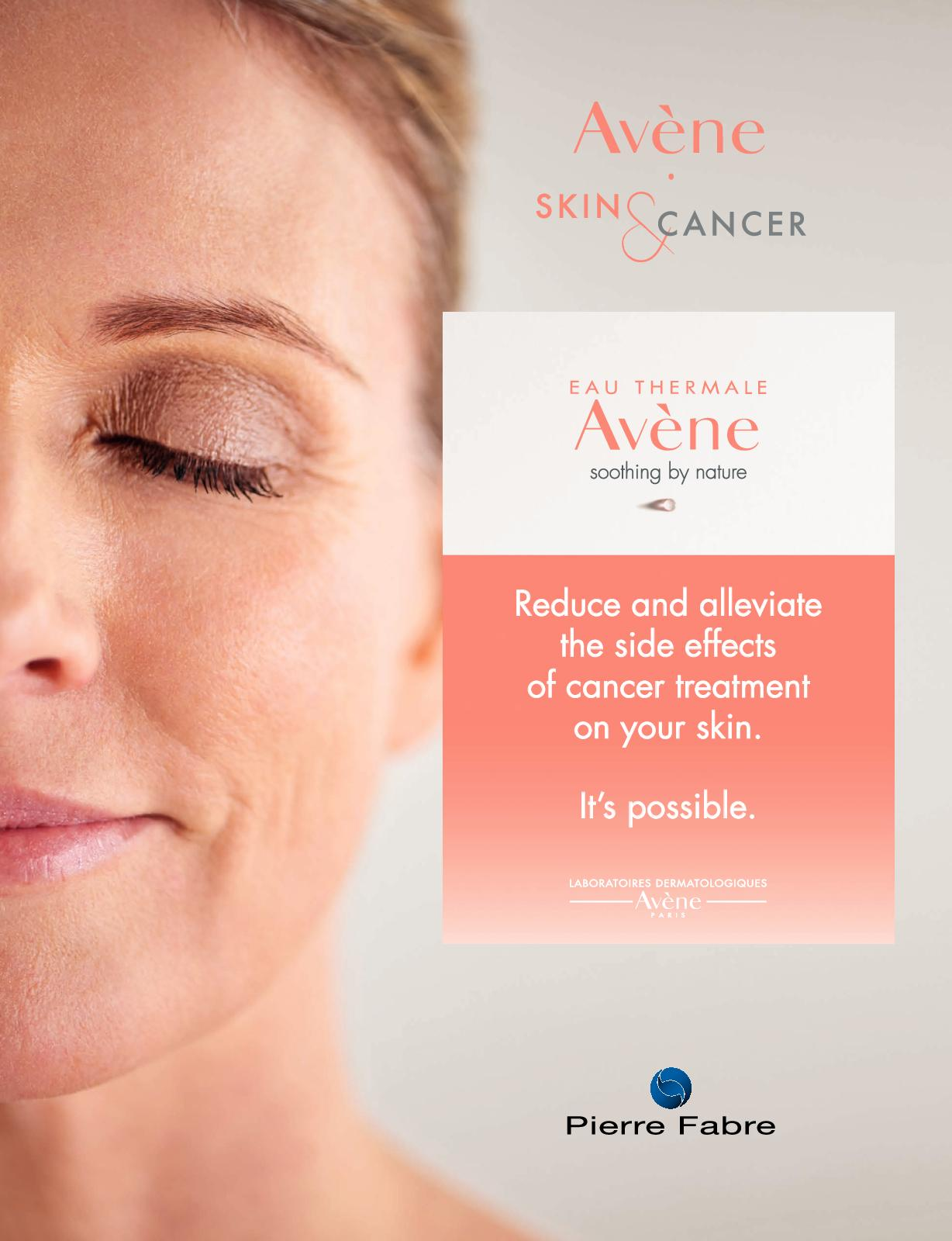 Calameo 2020 Avene Skin And Cancer Booklet For Patients Oncodermatology