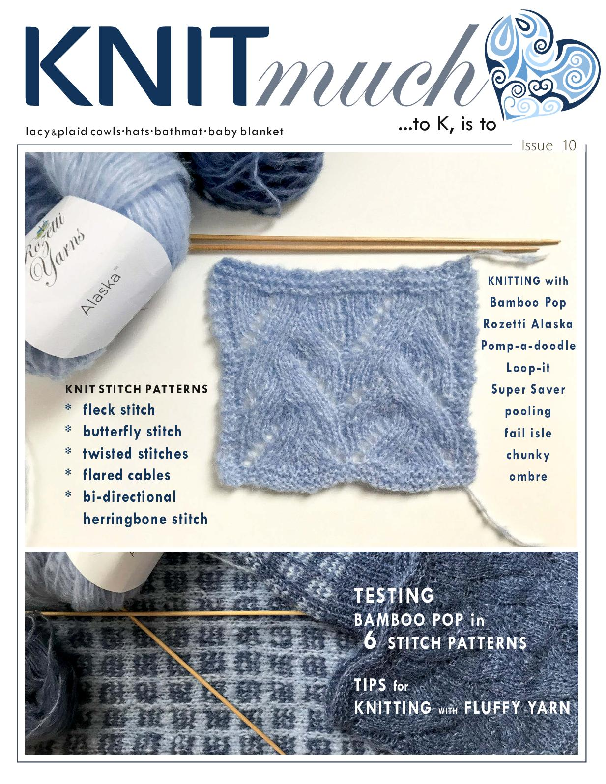 Calameo Knitmuch Issue 10