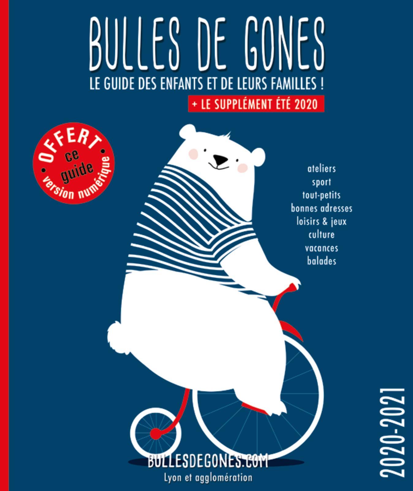 Calaméo   Bulles de gones le guide annuel + supplément été 40