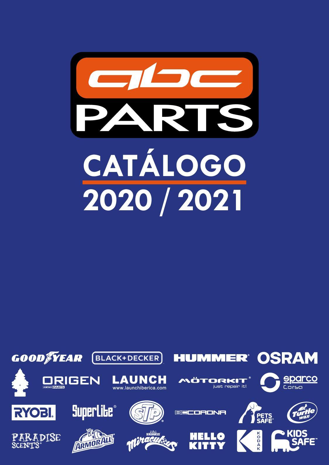Catalogo Abc Parts 2020 2021
