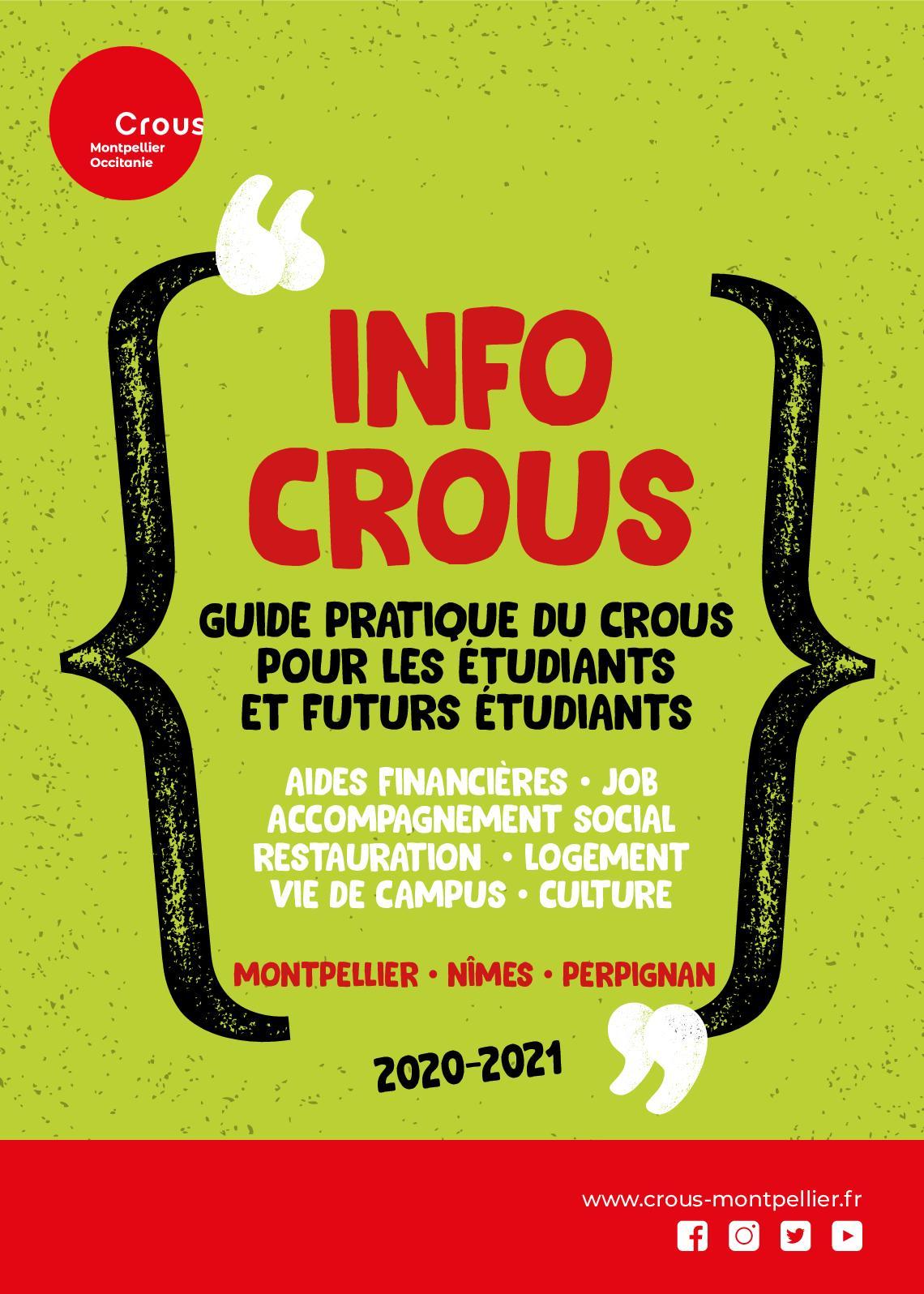 Calaméo - Info Crous 10 10
