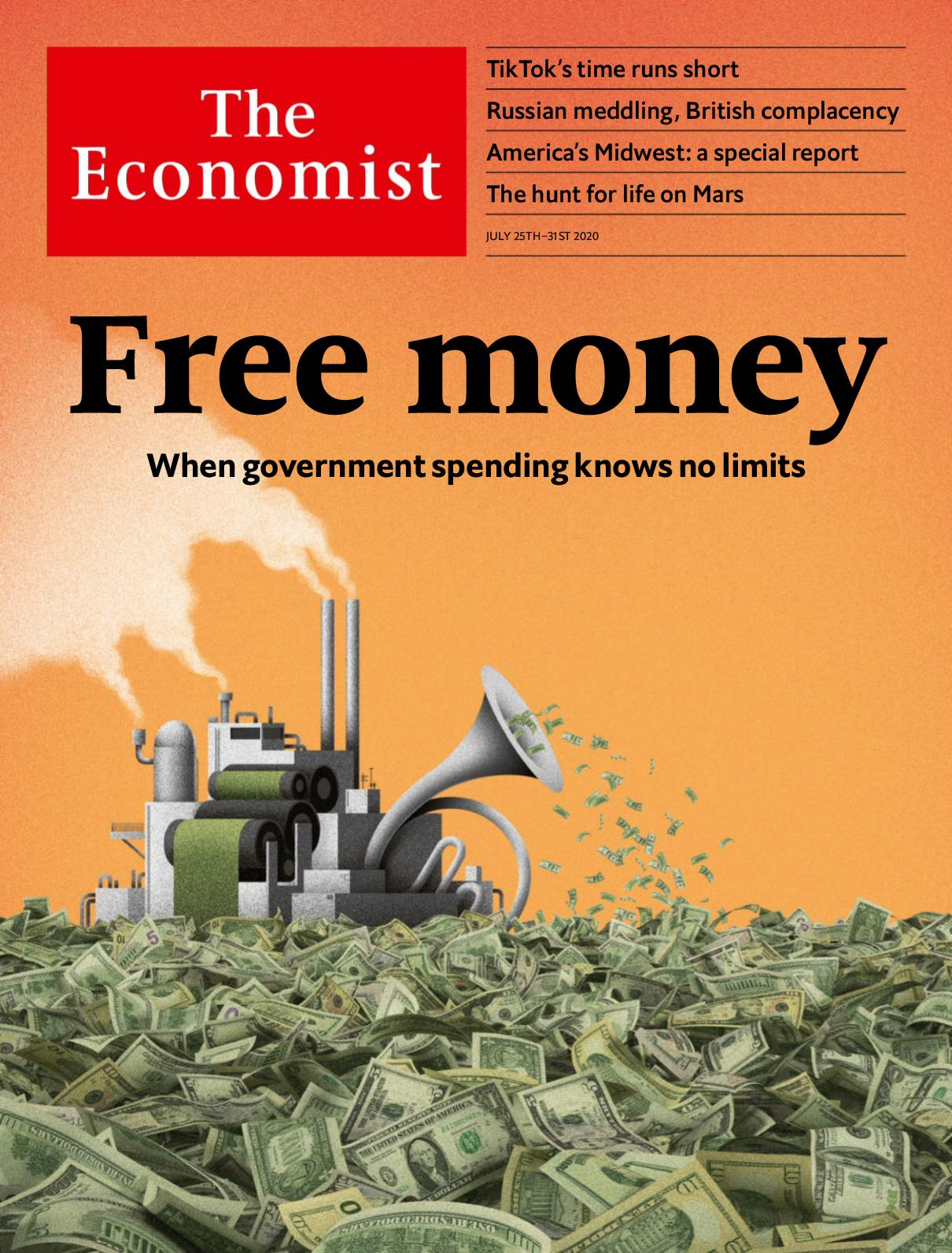 Calameo The Economist 25jul20