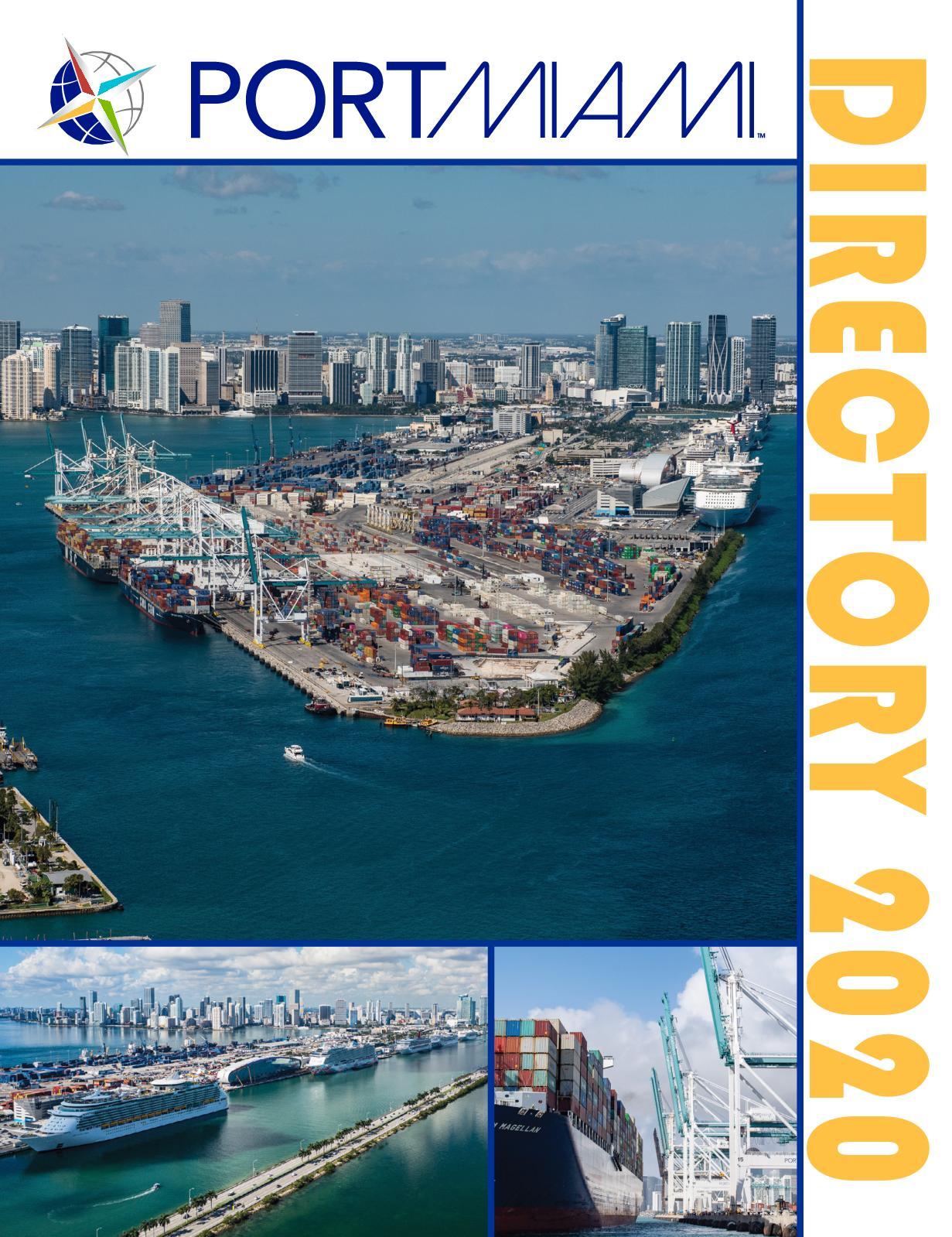 Calaméo   Port Miami Directory 8