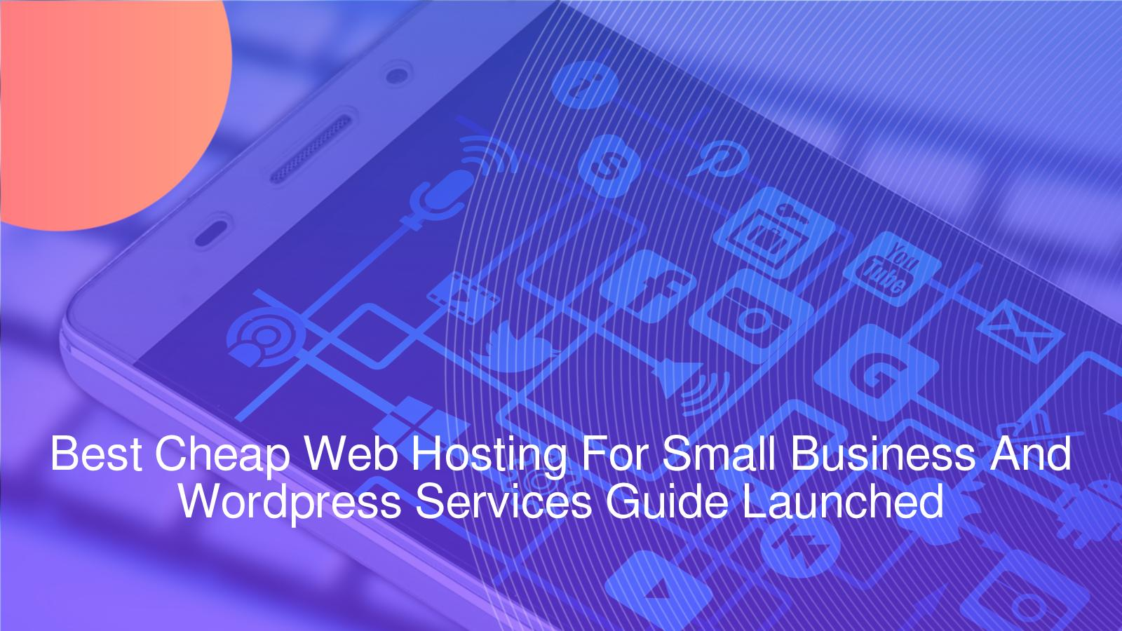 Calameo Best Cheap Web Hosting For Small Business And Wordpress Services Guide Launched