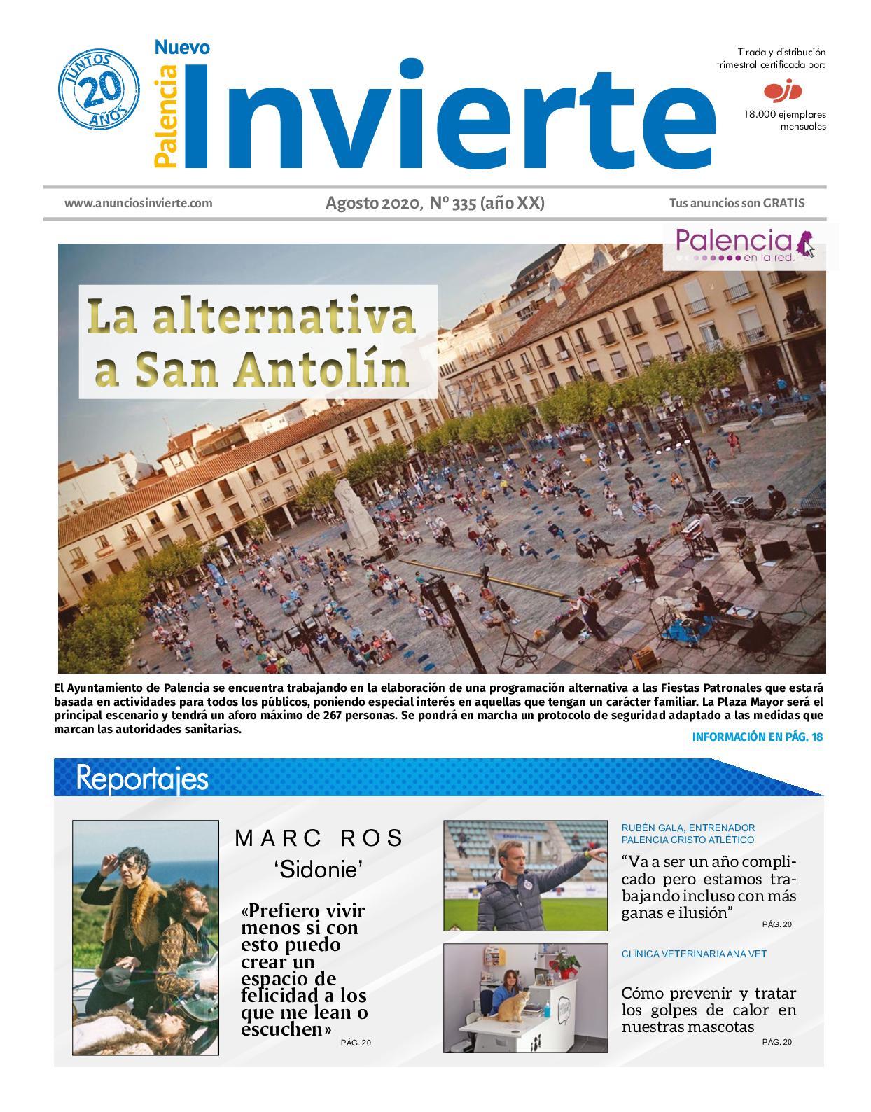 Peliculas porno gratis azafatas de 18 a 2 años Calameo Palencia Invierte Agosto 2020