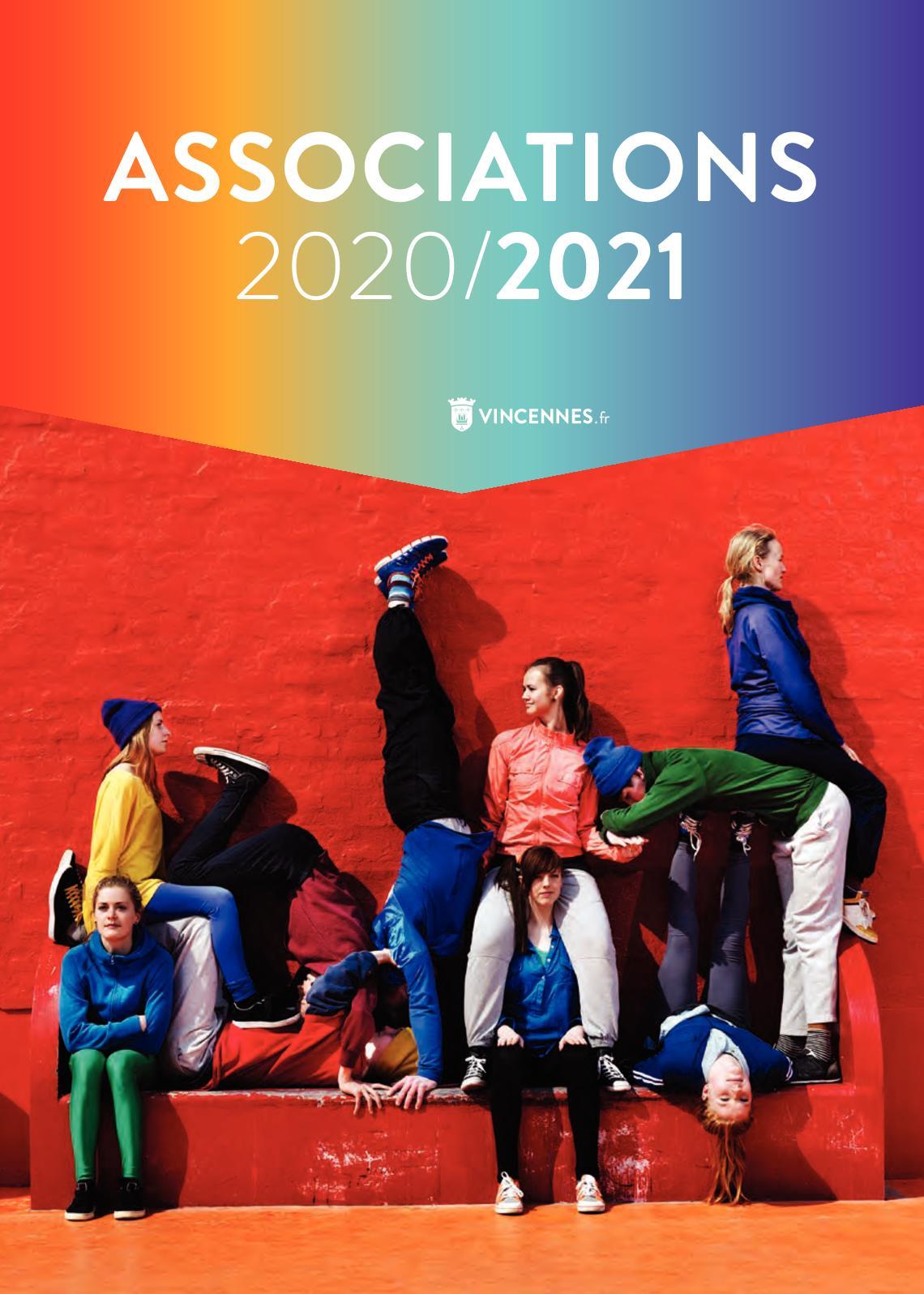Calaméo   Guide des associations   2020/2021