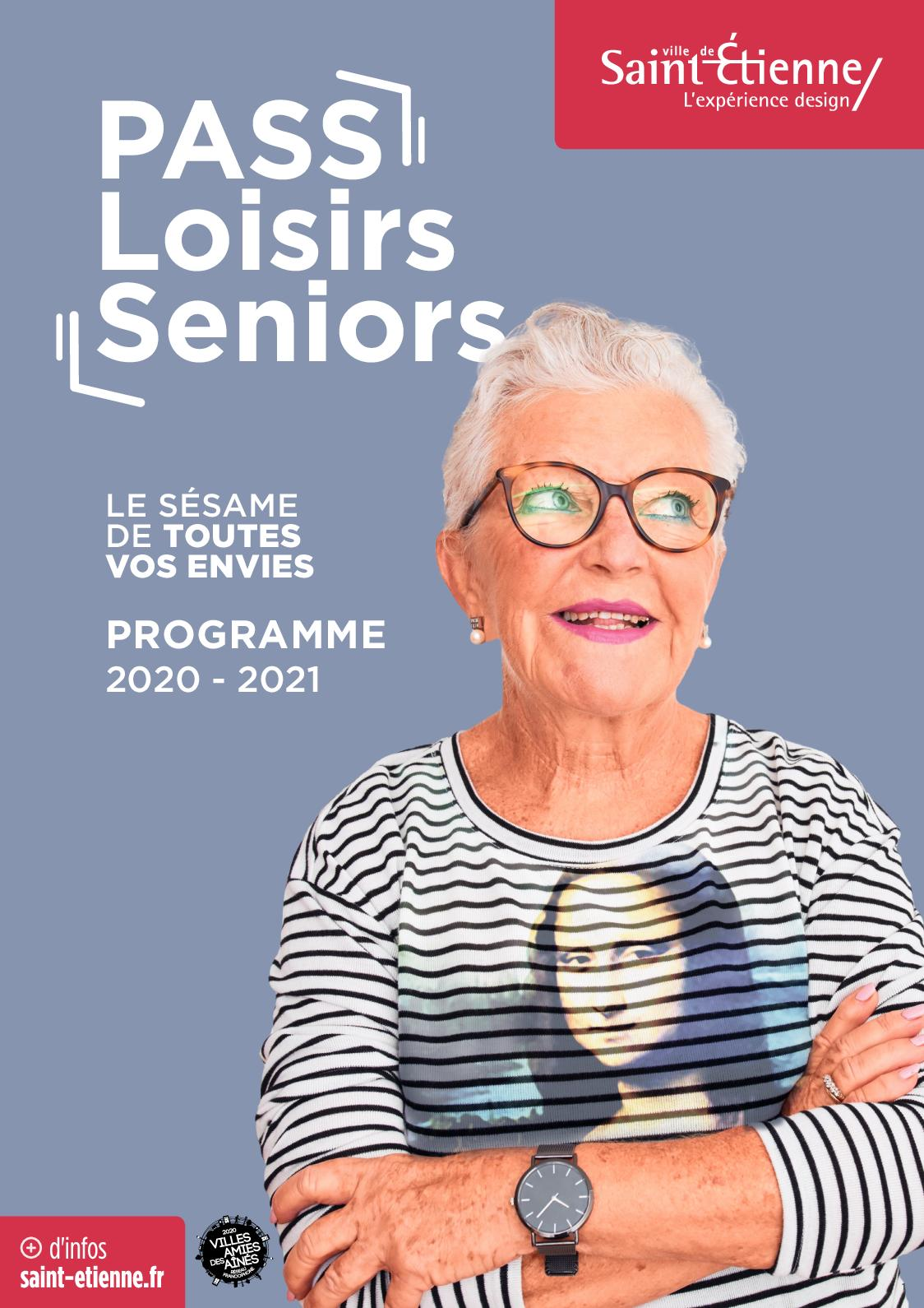 Calaméo   Livret Pass Loisirs Seniors 40 40