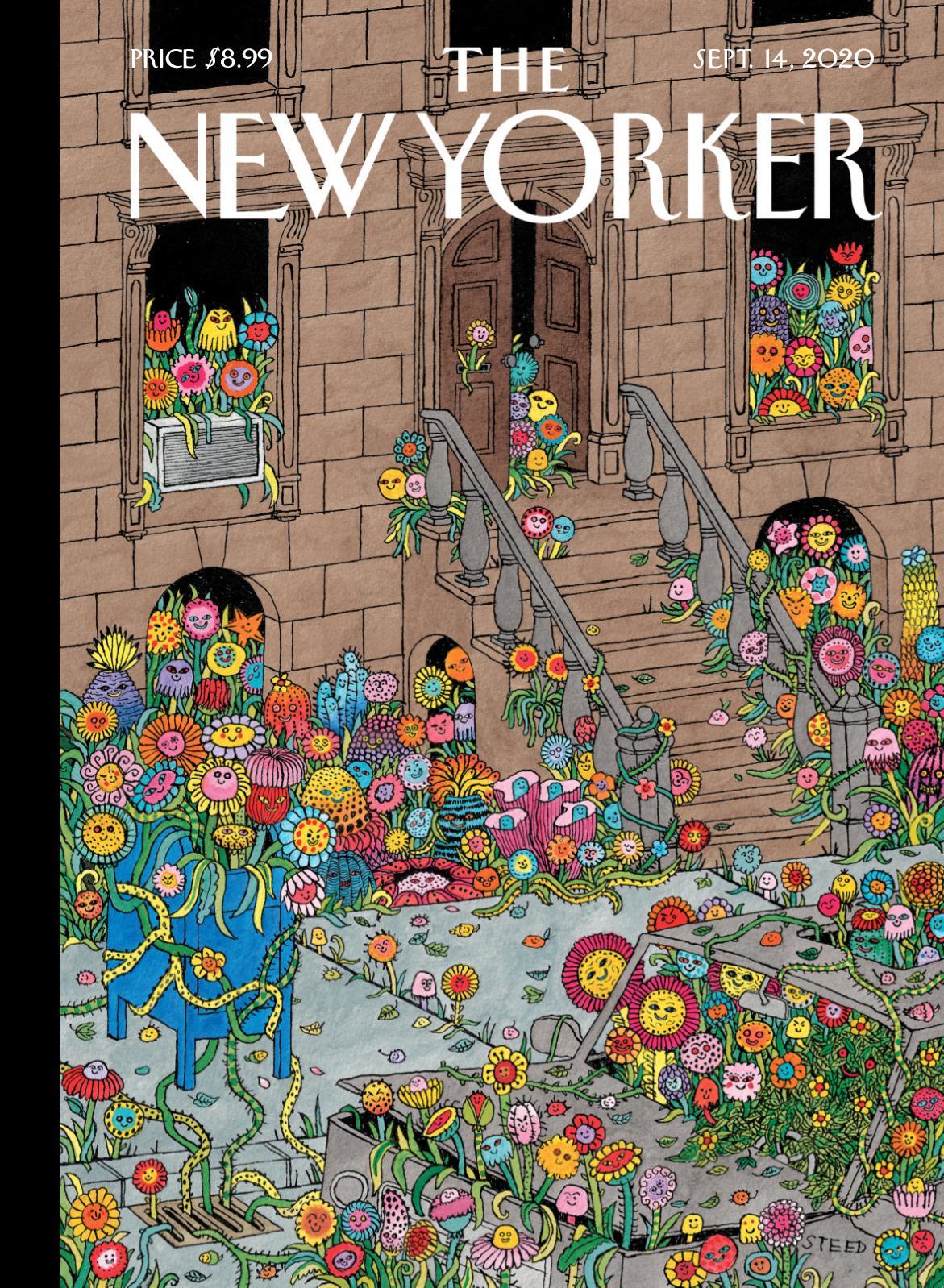 Calaméo The New Yorker 14 09 2020