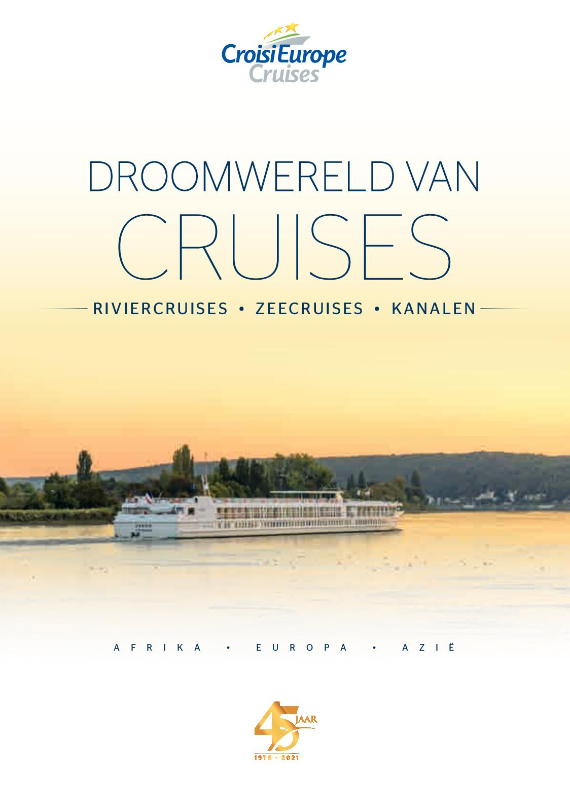 Calameo Brochure Individuelle Synthetique Croisieurope 2020 2021 Nl