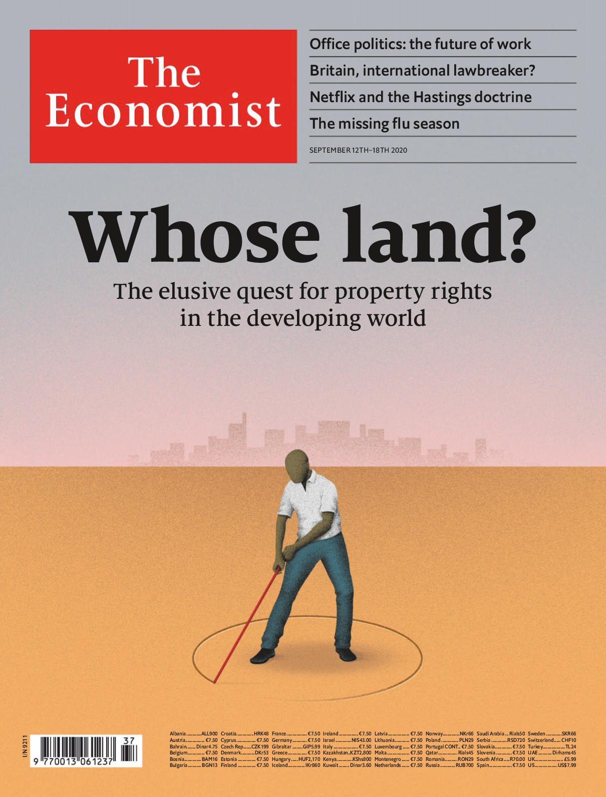 Calameo The Economist Uk 12 09