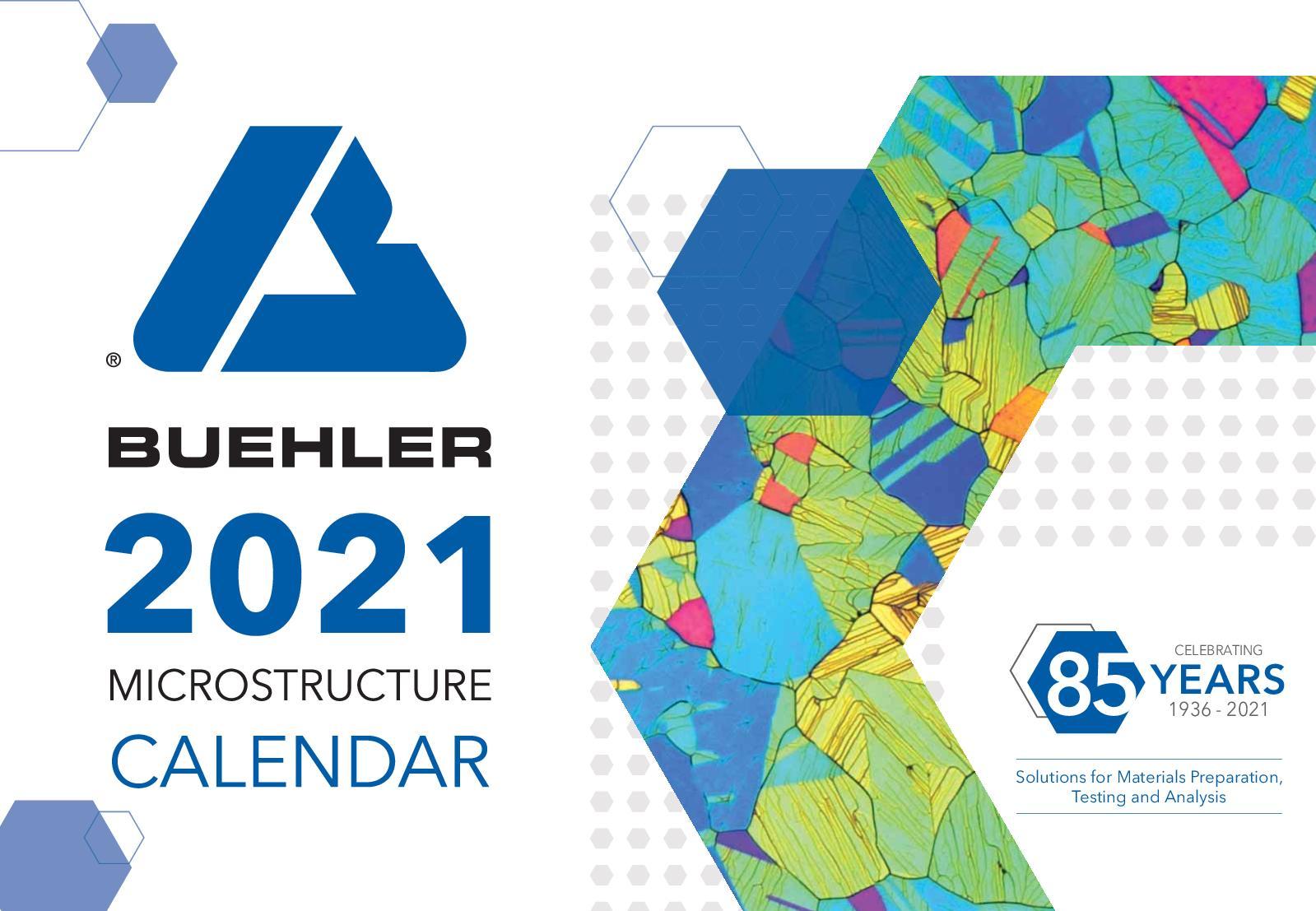 Binghamton University Spring 2022 Calendar.Calameo 2021 Buehler Microstructure Calendar