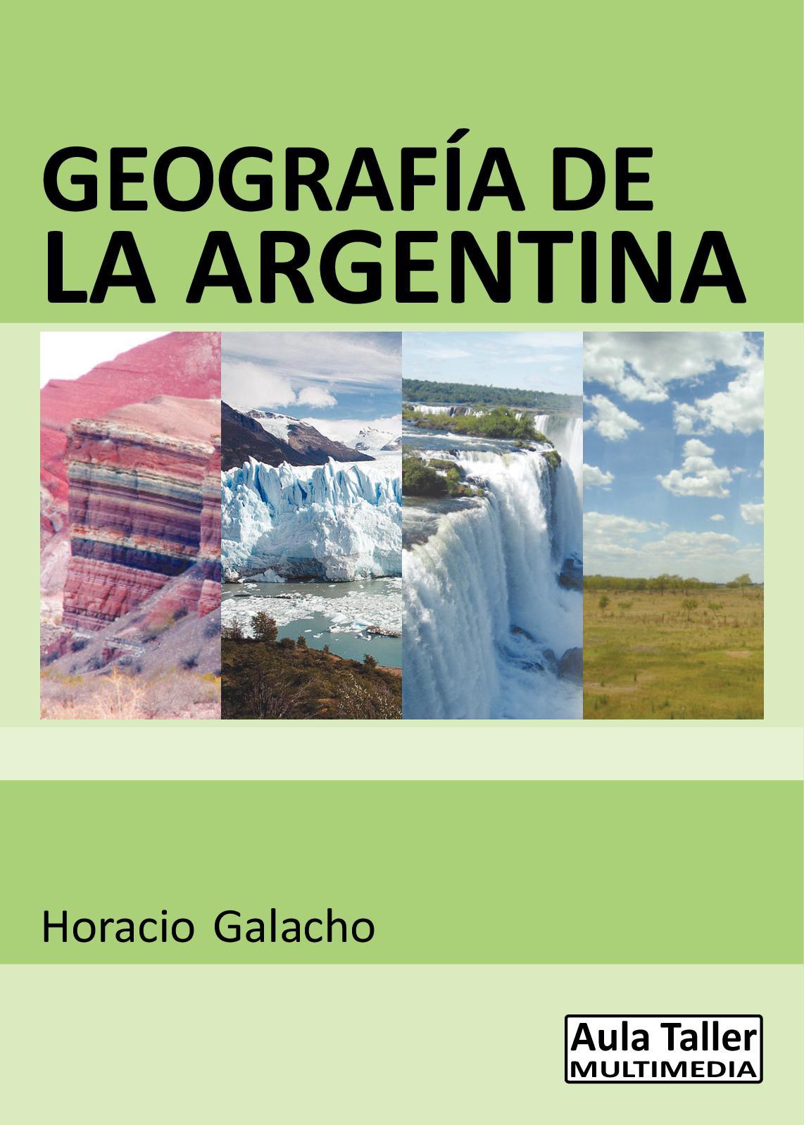 Libro Geografia Argentina