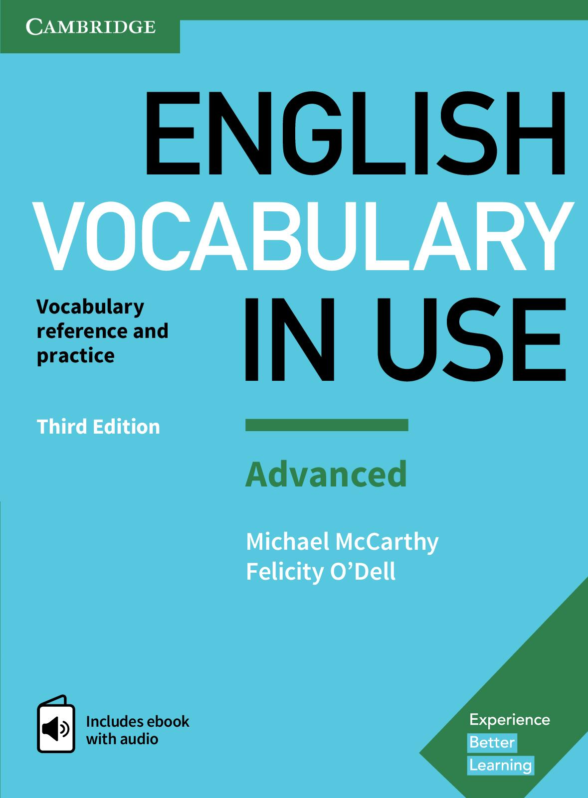 Calaméo - English Vocabulary In Use Advanced Mccarthy M Odell F