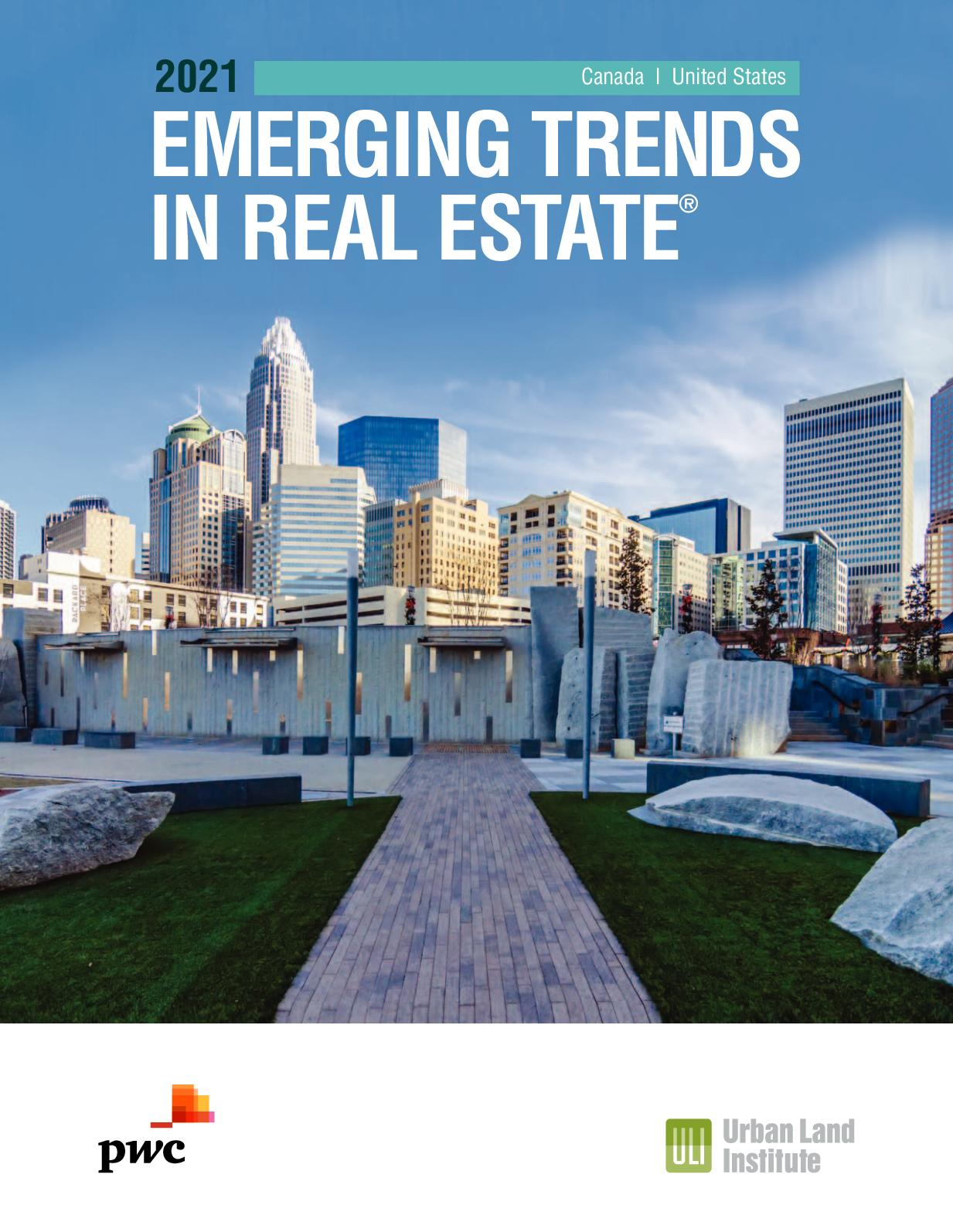 Calaméo   Emerging Trends In Real Estate 8