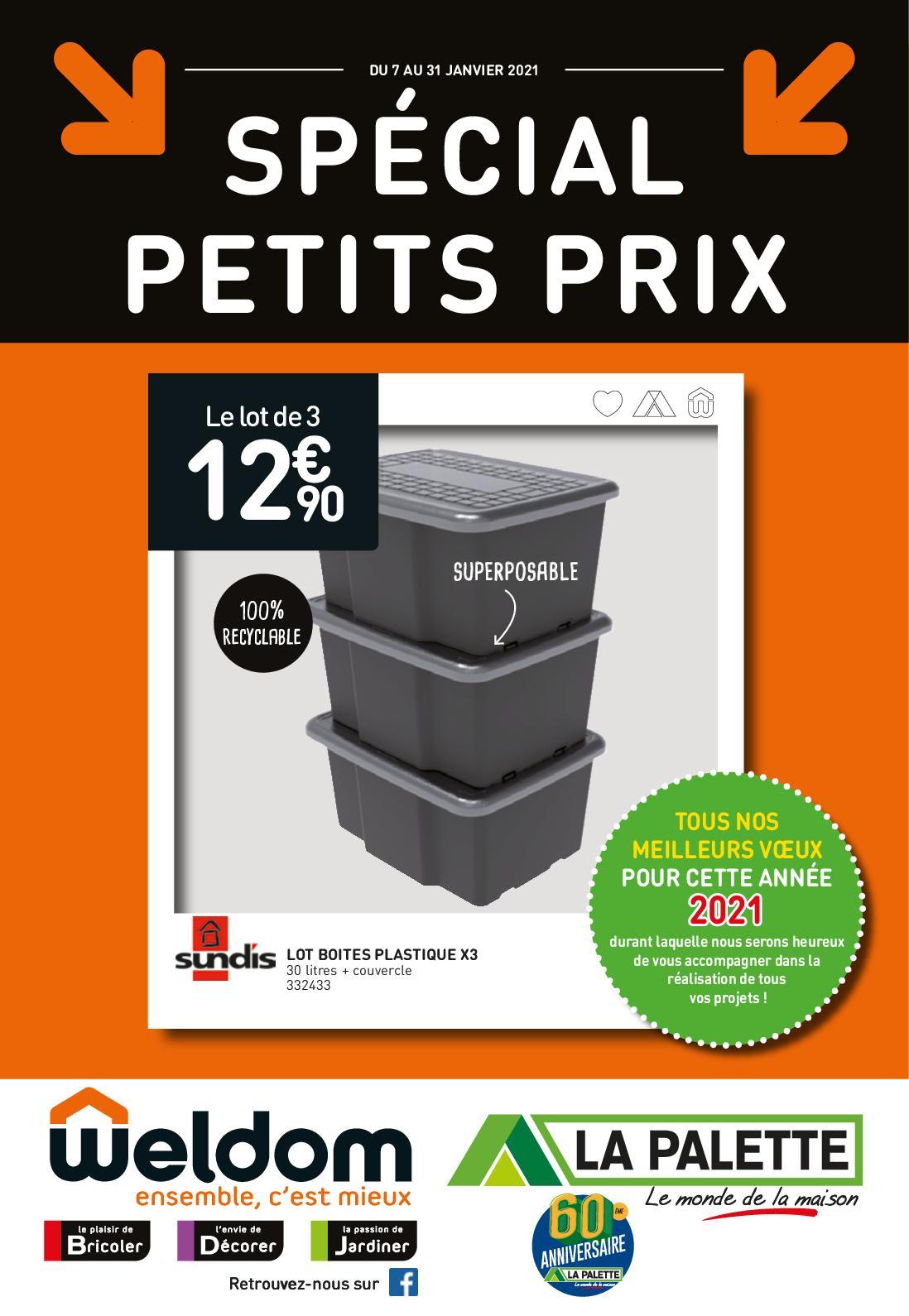 Catalogue Spécial Petits Prix Guadeloupe