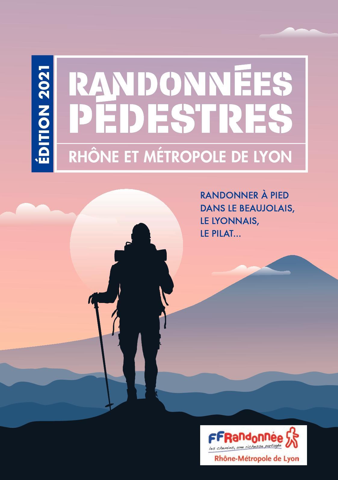 Calendrier Randonnée Rhone 2022 Calaméo   FFFRandonnée Rhône Calendrier 2021