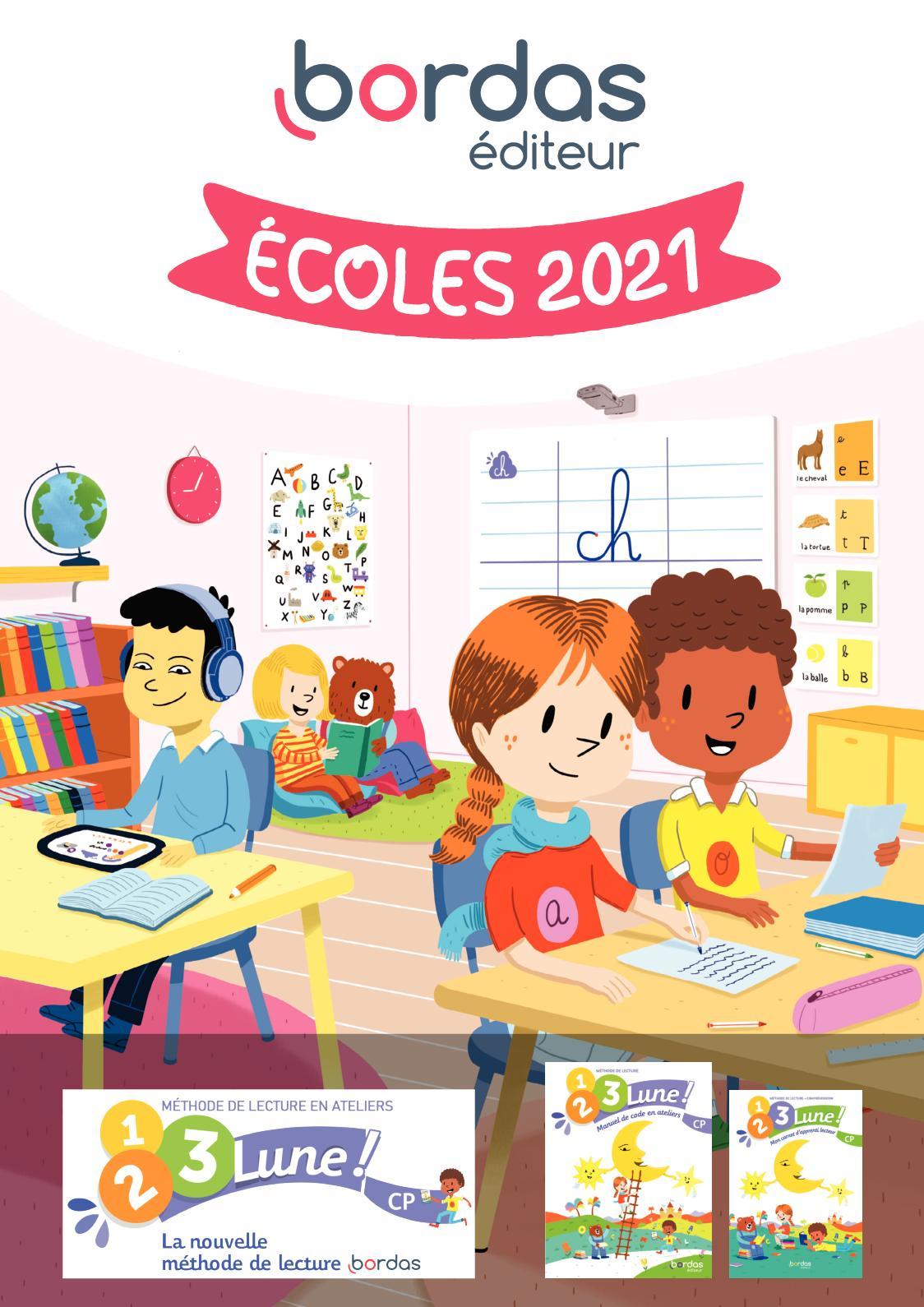 Calaméo   Catalogue Ecoles 40