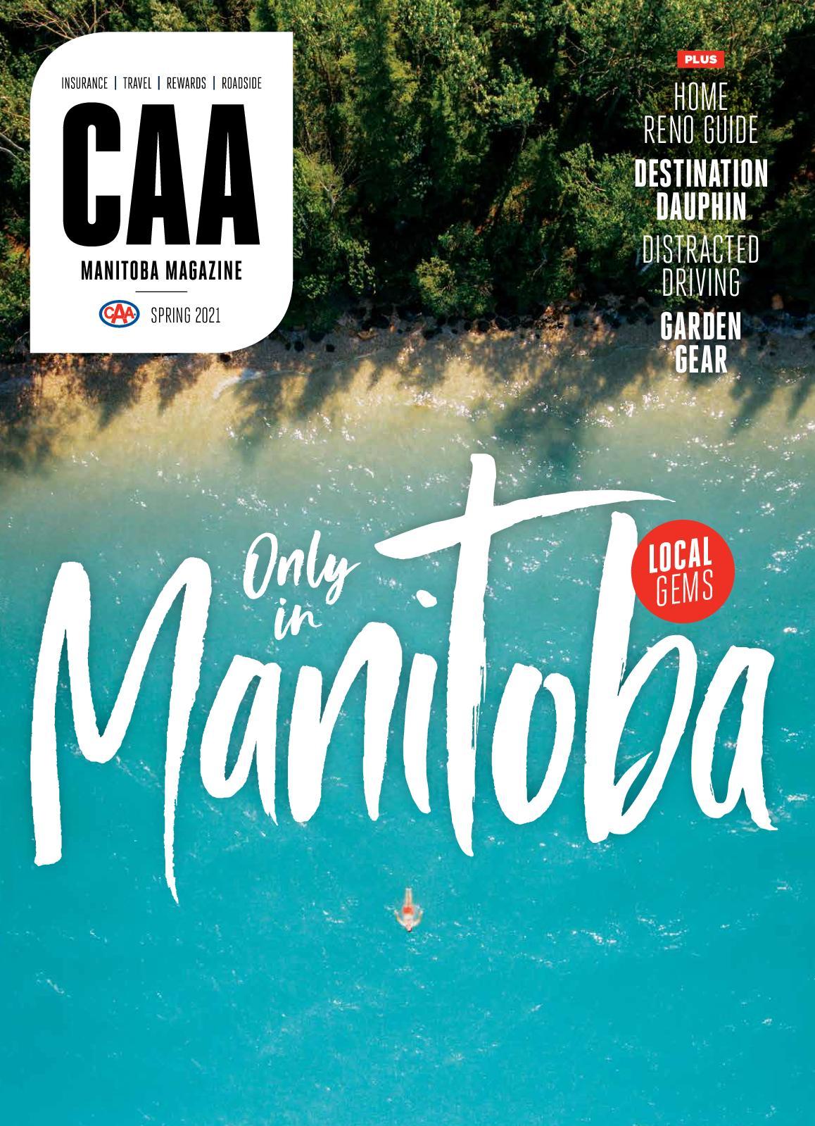 Calameo Caa Manitoba Spring 2021