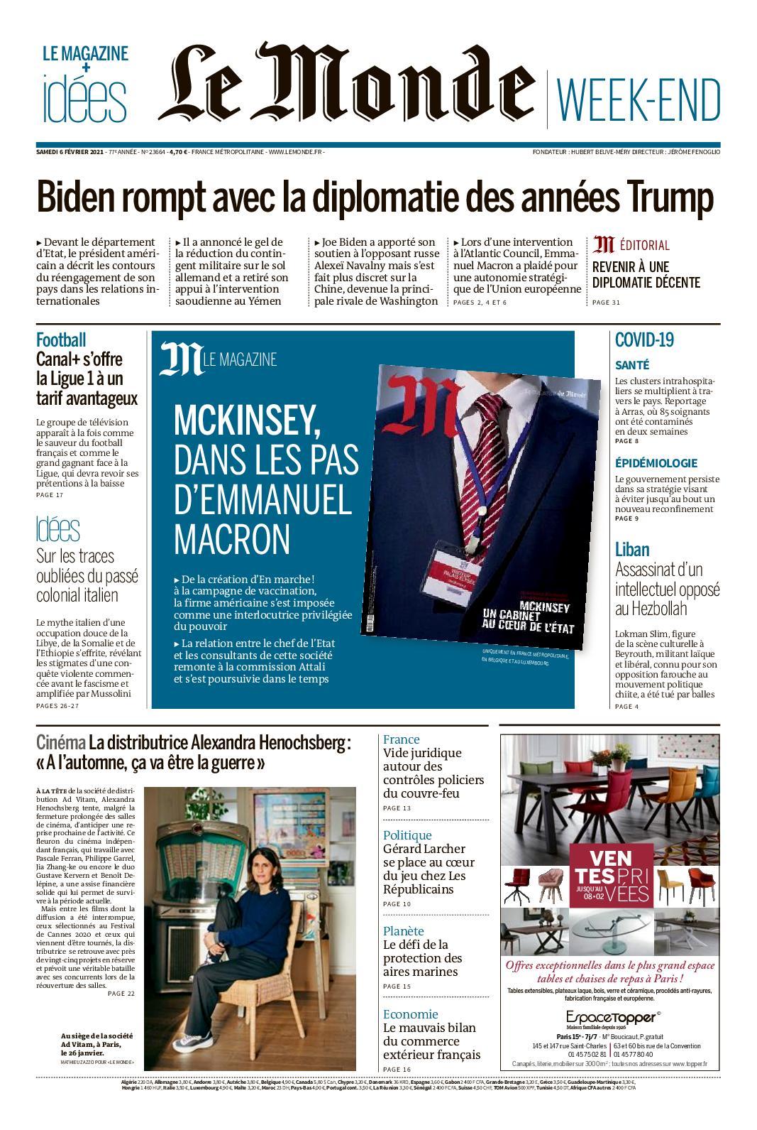 Calaméo   40 Le Monde