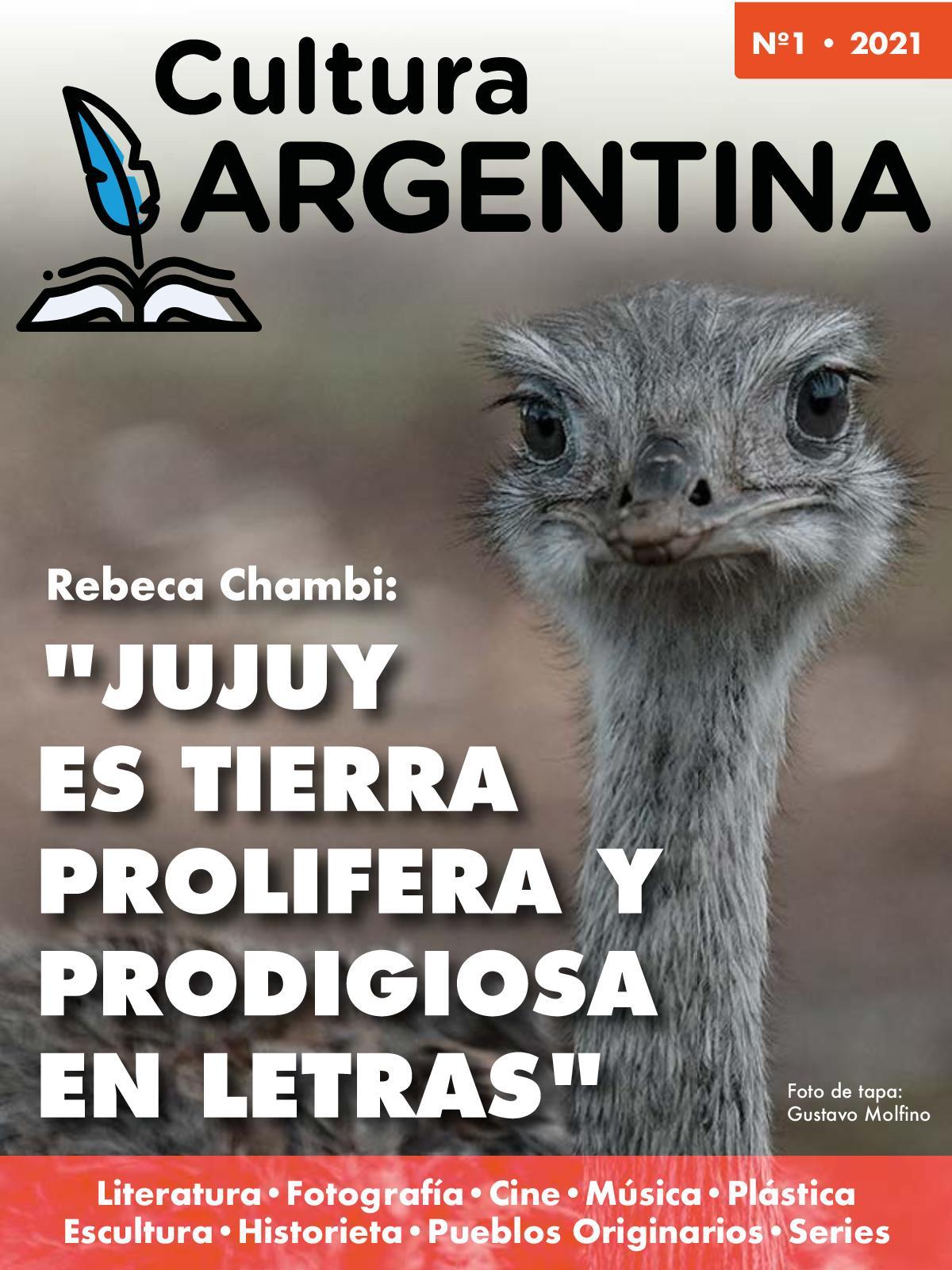Revista Cultura Argentina 1