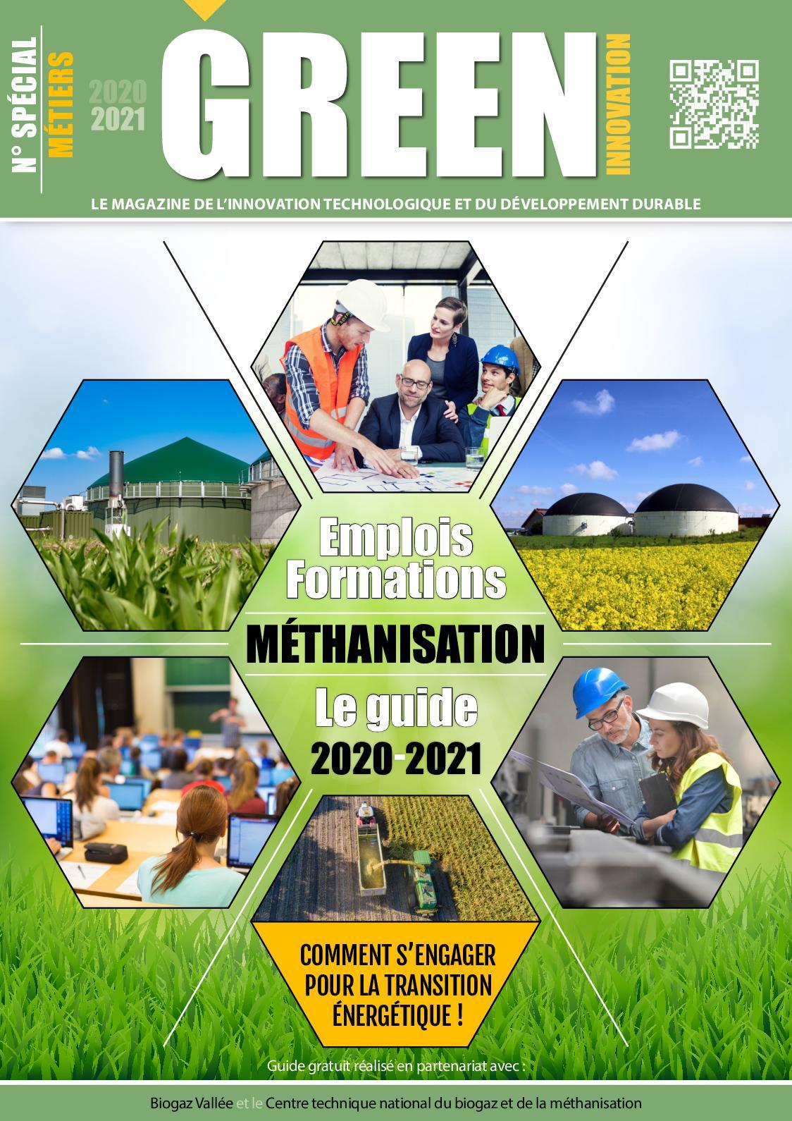 Calaméo   Guide métiers méthanisation 40 40