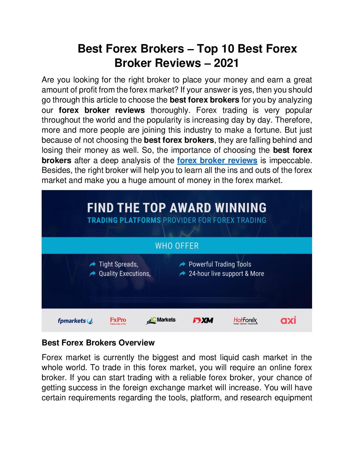 broker top 10