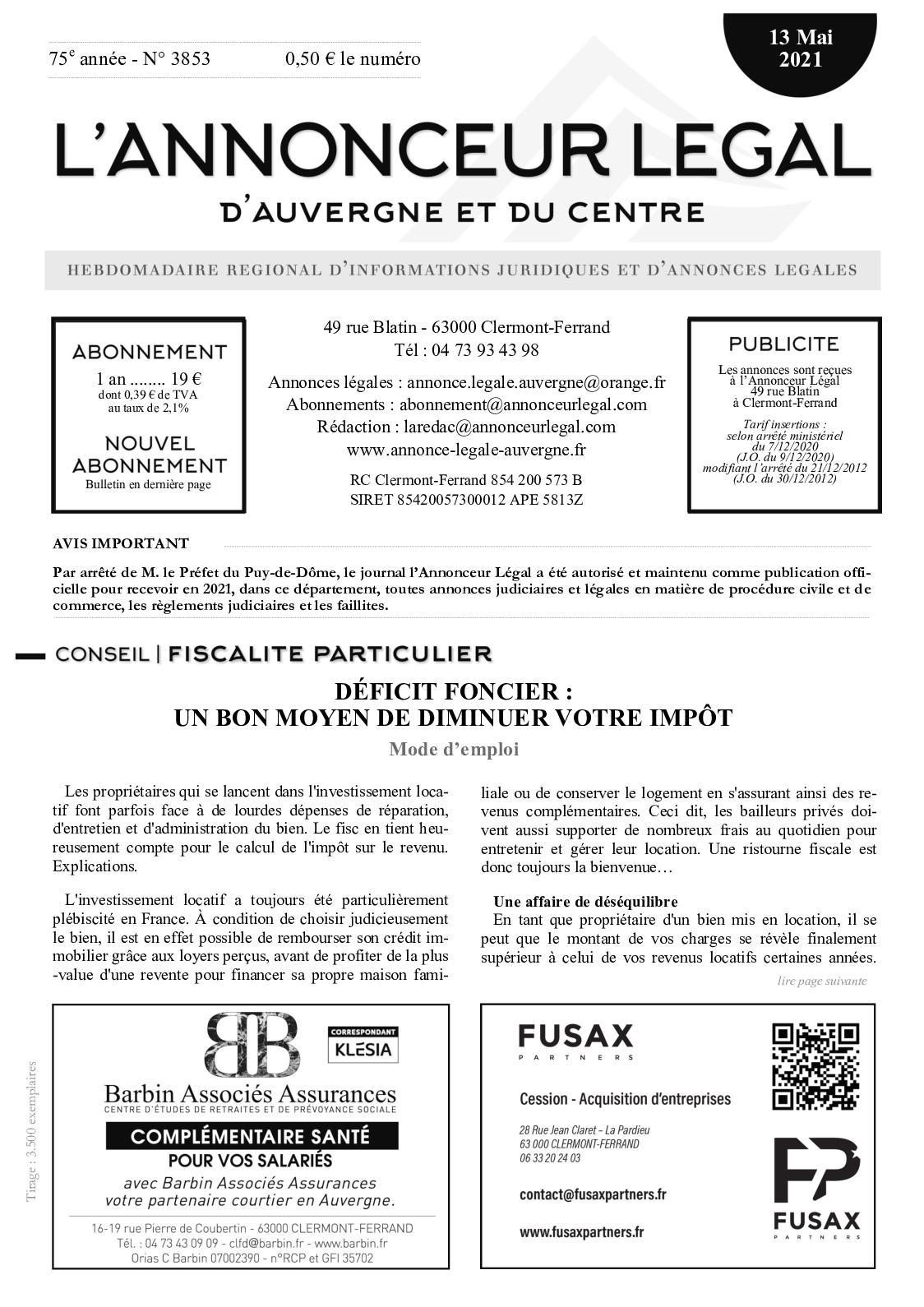 Aveyron : une journée pour mieux comprendre le notariat