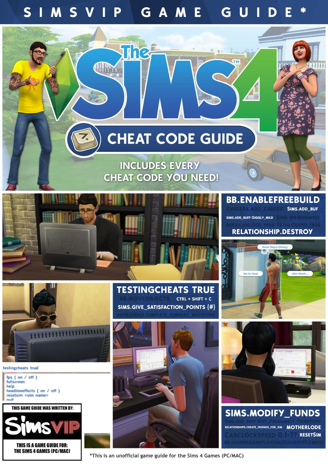 2 needs sims cheat The Sims
