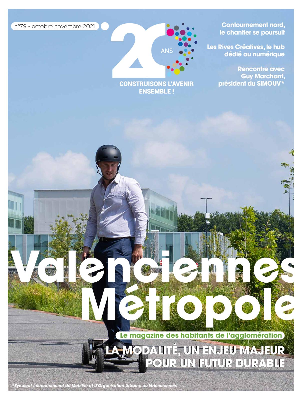 Valenciennes Métropole MAG n°79